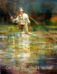 On The Fly 30x24 ac/oil