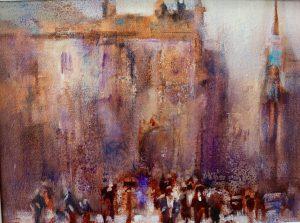 Opera Paris ac 9x12